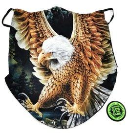 Wild Biker-sjaal Adelaar