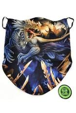 Wild Design Biker scarfs - Biker-scarf Blue Dragon