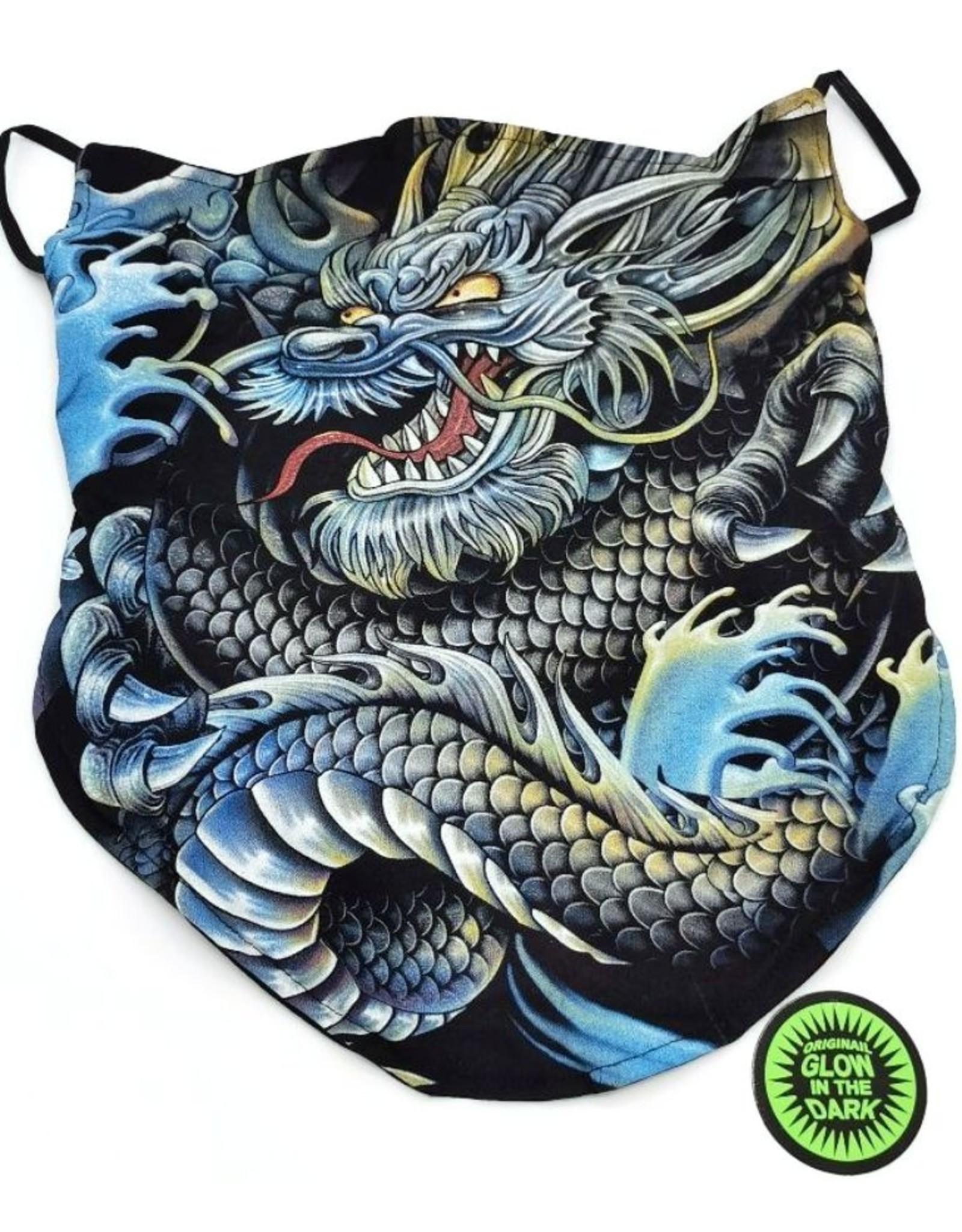 Wild Design Biker sjaals - Biker-sjaal Draken klauw