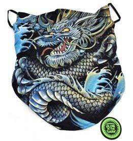 Wild Biker-sjaal Draken klauw