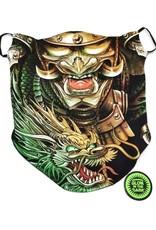 Wild Design Biker sjaals - Biker-sjaal Samourai Draak