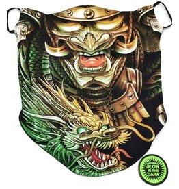 Wild Biker-scarf Samourai Dragon