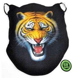 Wild Biker-scarf Tiger
