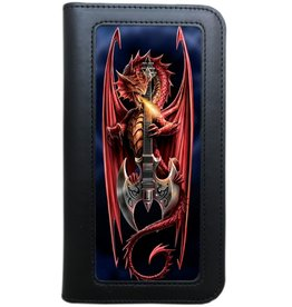 Anne Stokes 3D Lenticular  Phone Wallet Dragon Power Chord - Anne Stokes