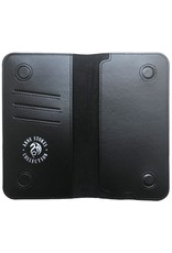 Anne Stokes 3D Wallets and Purses - 3D Lenticular Phone Wallet Dragon Power Chord - Anne Stokes