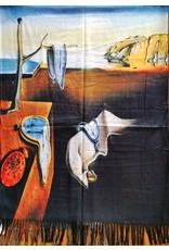 MC Miscellaneous - Omslagdoek Salvador Dali - De Persistentie van het Geheugen