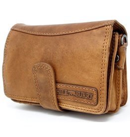 HillBurry HillBurry Leather Shoulder Bag-Wallet-Phone holder