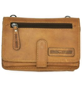 HillBurry HillBurry Leather Shoulder Bag-Travel Wallet-Wristbag