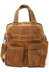 HillBurry Leather bags and Leather laptop bags - HillBurry Leather Handbag (Buffalo leather)