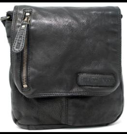 HillBurry HillBurry leather shoulder bag 6212z