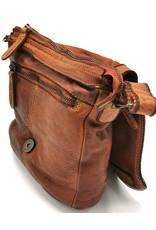 HillBurry Leren tassen - HillBurry Leren tas gewassen leer HB6212C