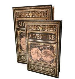 Trukado Opberdoos Boek Adventure - Set van 2