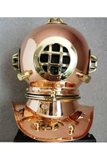 Giftware & Lifestyle - Diving helmet home decoration - copper