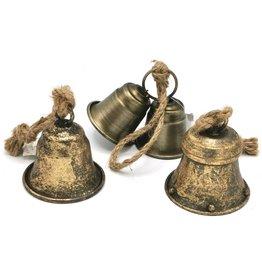 Bells brass - Set of 4 pieces
