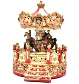 SH Music box Vintage Carousel (large)