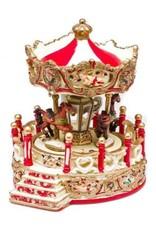 SH Giftware & Lifestyle - Muziekdoos Vintage Carrousel  (large)