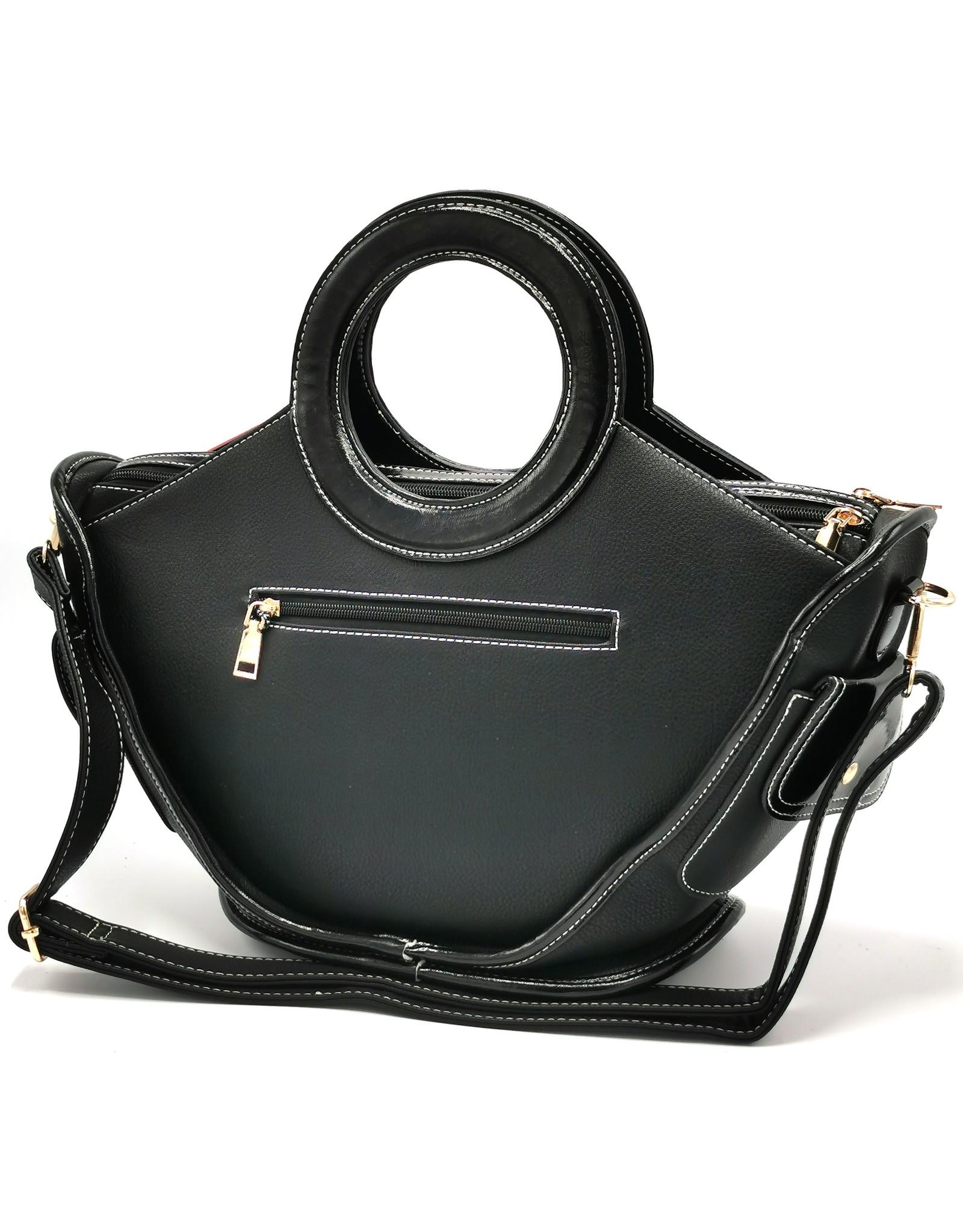 Angelo Fantasy bags Fantasy wallets - Fantasy Handbag Fish black