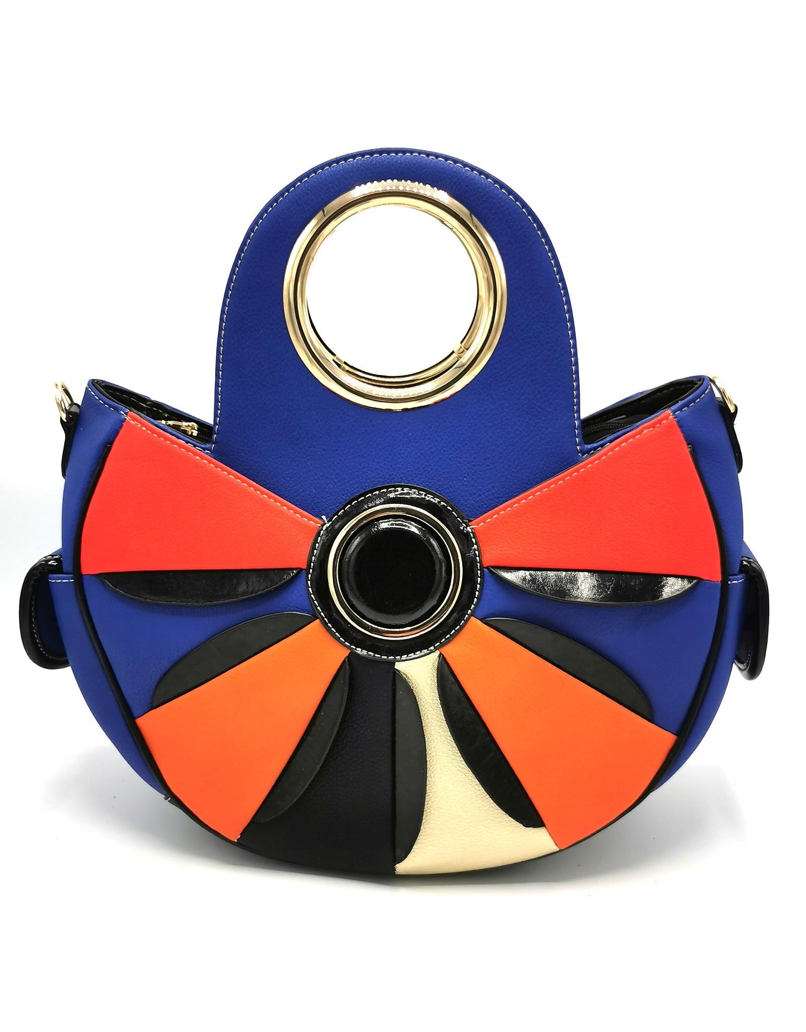 Angelo Fashion bags - Flower Power Handbag Flower blue