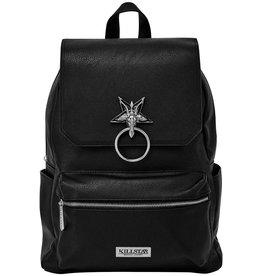 Killstar Killstar Baphomet backpack Brimstone