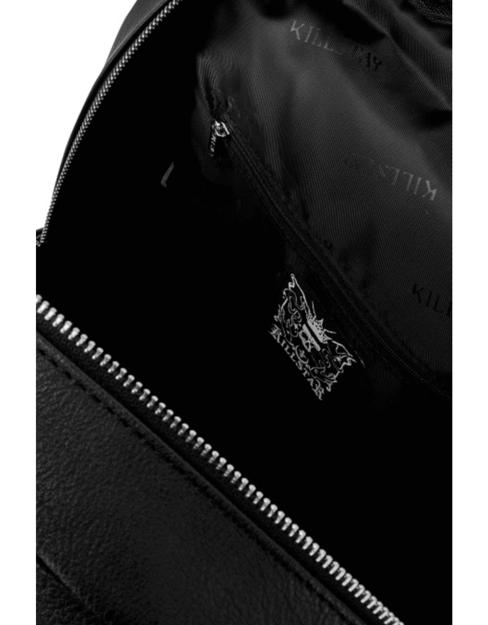 Killstar Killstar bags and accessories - Killstar Baphomet backpack Brimstone