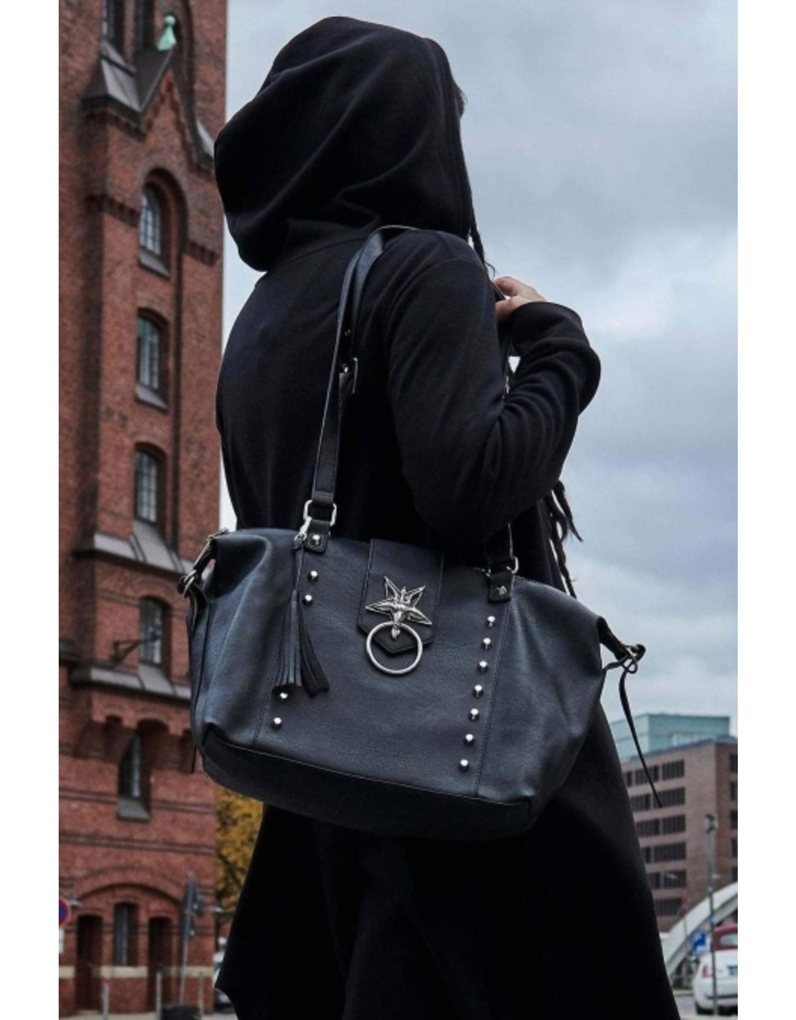 Killstar Killstar bags and accessories - Killstar Baphomet  totebag Brimstone