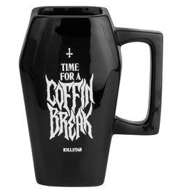 Killstar Killstar mug Coffin Break