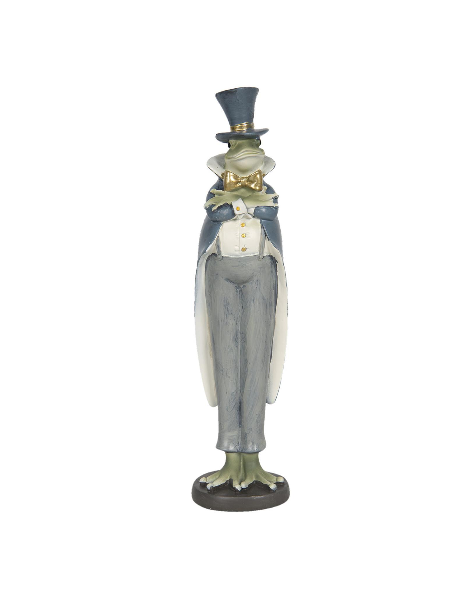 Trukado Giftware Figurines Collectables - Frog gentlemen figurine 32cm