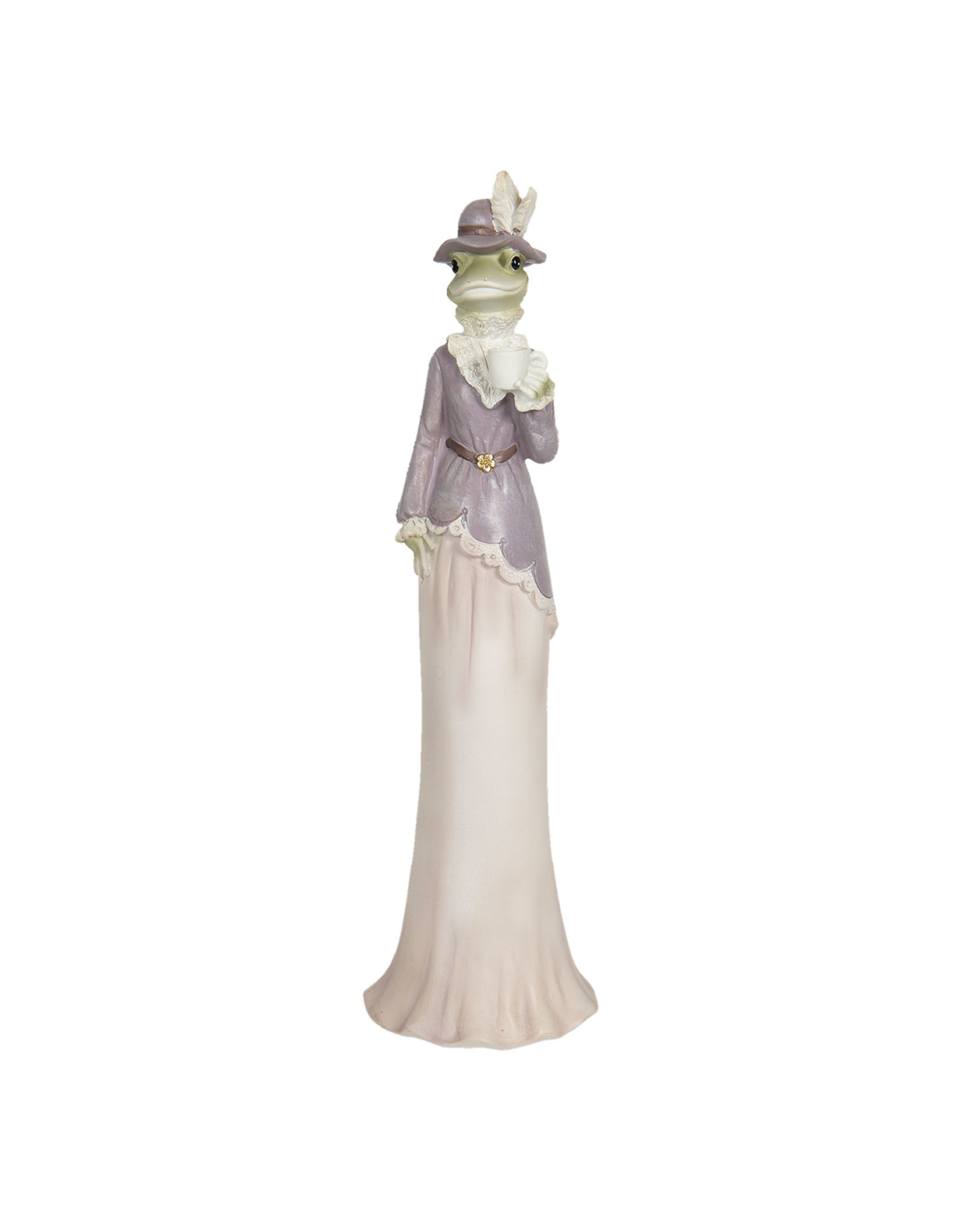 Trukado Giftware Figurines Collectables - Frog lady figurine 32cm