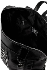 Killstar Killstar bags and accessories - Killstar Pentagram backpack Hell Awaits