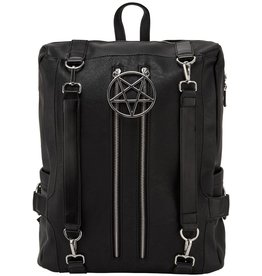 Killstar Killstar Pentagram backpack Hell Awaits