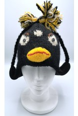 Trukado Miscellaneous - Knitted hat Angry Bird black