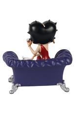Fleischer Studios Betty Boop collectables - Betty Boop on settee