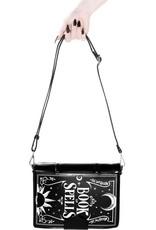 Killstar Killstar bags and accessiries - Killstar Spellbook handbag