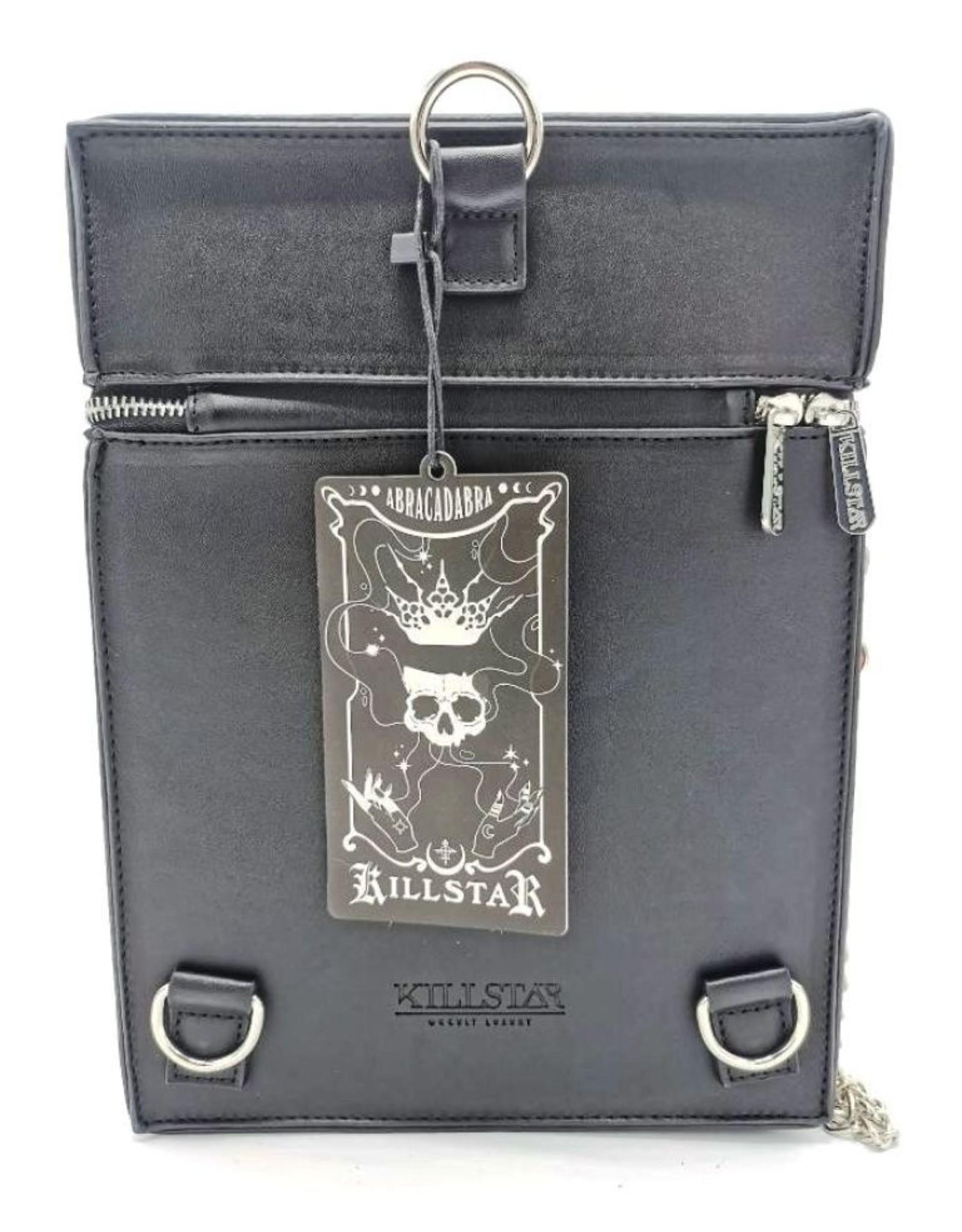 Killstar Killstar bags and accessiries - Killstar Goth Crunch backpack