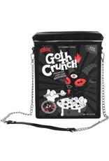 Killstar Killstar tassen en accessoires - Killstar Goth Crunch rugzak
