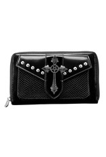 Killstar Killstar tassen en accessoires - Killstar Night Queen portemonnee