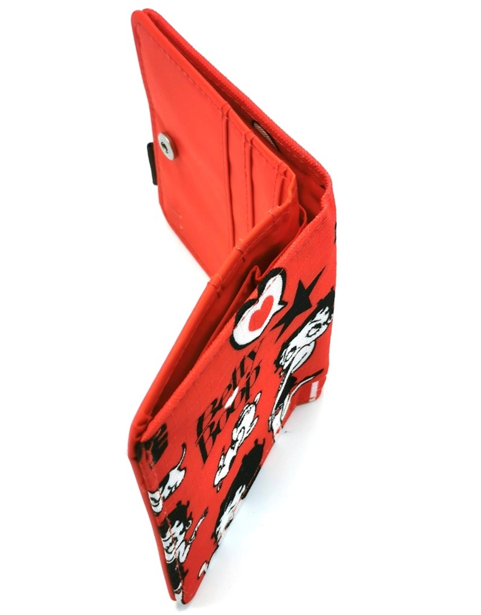 Betty Boop Betty Boop tassen - Betty Boop Portemonnee Rood
