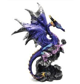Nemesis Fantasy beeld Draak Overseer by Nemesis Now