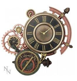 Nemesis Now Steampunk Wall clock Cogwork 52cm