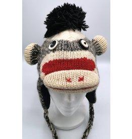 Trukado Knitted Hat Monkey head