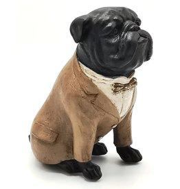 Trukado English Bulldog  Retro figurine 16cm