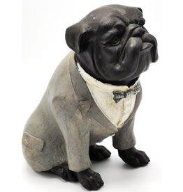 Trukado Engelse Bulldog  Retro beeld 21cm