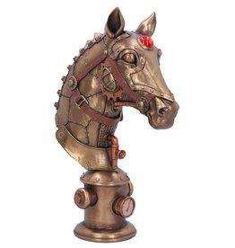 NemesisNow Steampunk Paard Equus Machina