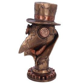 NemesisNow Steampunk figurine Plague Doctor Beaky