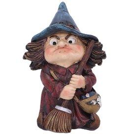 NemesisNow Witch figurine Toil