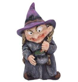NemesisNow Witch figurine Double Double