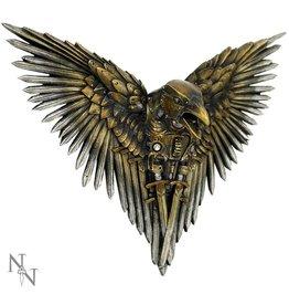 Nemesis Steampunk wanddecoratie Blade Raven