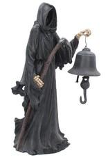 Nemesis Now Giftware Beelden Collectables  - Reaper Beeld Whom the bell tolls 40cm