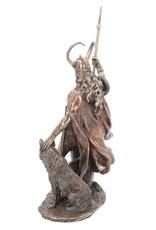 NemesisNow Giftware Beelden Collectables  - Loki Gebronsd beeld 35cm
