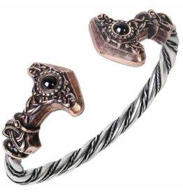 Alchemy Thunder Torque Celtic armband - Alchemy